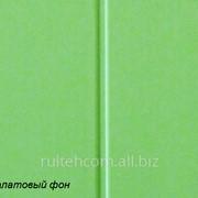 Вагонка 6мм MX5 - салатовый фон фото