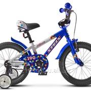 Велосипед Stels Pilot 190 18 (2015) синий фото