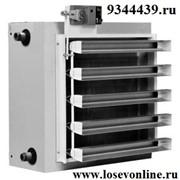 Воздушно-отопительные агрегаты (водяные воздухонагреватели / тепловентиляторы, калориферы, фанкойлы)
