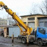 Аренда ямобура в Челябинске фото