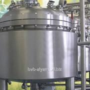 Производство реакторов фармацевтических нержавеющих фото