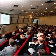Организация и проведение учебных семинаров и тренингов фото