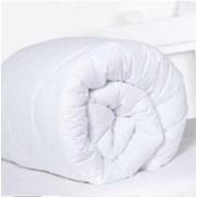 Одеяло белое 118х118 см фото