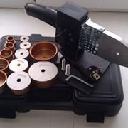 УТЮГ для сварки пластиковых труб диаметром 20-63мм фото