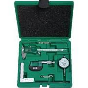 Набор измерительных инструментов 6 шт. фото