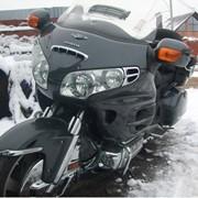 Honda GL 1800 фото