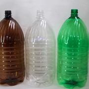 Бутылка ПЭТ 3 л фото