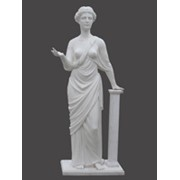 Скульптуры из пластика (имитация литого металла) фото
