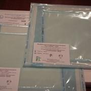 Мембрана имплантируемая биополимерная армированная ЭластоПОБ®-ПАП фото