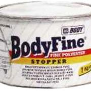 BODY FINE Шпаклевка п./эф сверхтонкая бел 0,25 кг+ отв фото