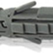 Дюбель распорный полипропилен, серый фото