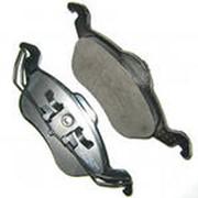 Колодки тормозные передние ABS фото