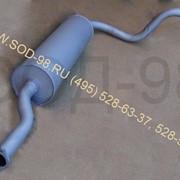 Глушитель ГАЗ-3308 дизель фото