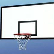 Щит баскетбольный игровой из влагостойкой фанеры. Арт.2.59.