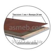 Столешница с текстолитовым покрытием