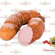 Колбаса Докторская классическая высшего сорта в натуральной оболочке фото
