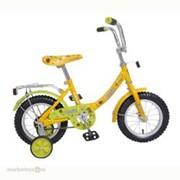 """Велосипед 2-х 12"""" ВН12065 навигатор Basic зел/жел. фото"""