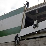 Монтаж быстровозводимых зданий из сэндвич панелий