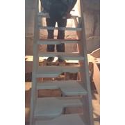 Лестницы с гусиным шагом фото