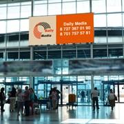 Реклама на дисплеях фото