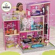 Kidkraft Uptown Оригинал! Кукольный дом: бассейн, свет, звук Роскошная Вилла в центре города 65833 фото