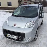 Прокат автомобиля без водителя Fiat Quba фото