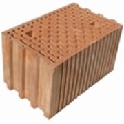 Камень керамический пустотелый теплоизоляционный для внутренних стен КПТВ фото