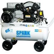 Компрессор воздушный SPARK HM-V-0.25 (380В) фото