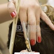Услуги парикмахера фото