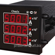 Амперметр Omix P44-AX-3-0.5, P77-AX-3-0.5, P99-AX-3-0.5 фото