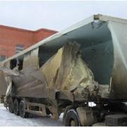 Ремонт полуприцепов и изотермических кузовов из сэндвич-панелей фото