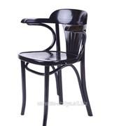 Стул-кресло деревянный B-165 фото