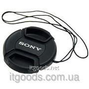 Крышка для объектива Sony 40.5 мм DSLR (аналог) 2166 фото