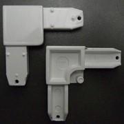 Уголок МС алюминиевый (соединительный уголок)