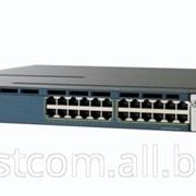 Коммутатор Cisco WS-C3560X-24T-E фото