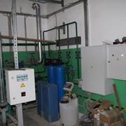 Наладка химической очистки воды ХВО ХОВ фото