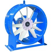 Вентилятор осевой ВО 25-188-11,2-2 фото