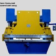 Пресс листогибочный гидравлический ИБ1428, ИБ1428-01 фото