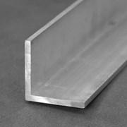 Уголок алюминиевый 40х25х3 Д16Т неравнополочный фото