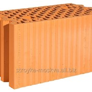 Крупноформатные поризованные блоки Porotherm 25 фото