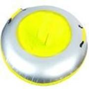 Тюбинг Тент Серебро-Желтый 180 Кг фото