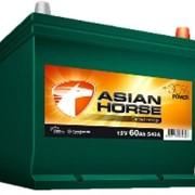 Авто аккумуляторы Asian Horse фото