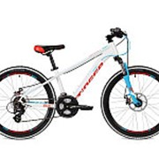 "Велосипед Stinger 24"" Magnet Std 14""; белый; TY500/M310/TS-38 127007 фото"
