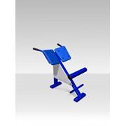 Тренажер для спины наклонный фото