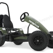 Веломобиль BERG Jeep® Expedition Pedal Go-kart AF 03.67.34 фото