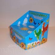 Упаковка с прорезями под леденцы фото