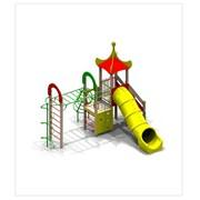 Детский игровой комплекс ДИК H г.=1,5м пласт. (5415) фото