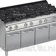 Плита газовая Apach Chef Line LRG169CS PLUS фото