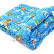 Одеяло детское 110х140 см овечья шерсть фото