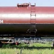 Капитальный ремонт вагонов-цистерн для нефтепродуктов модели 15-1566-05 фото